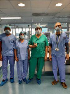 צוות הסיוע בשיתוף ברזילי