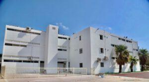 מבנה חינוך משופץ בעיר