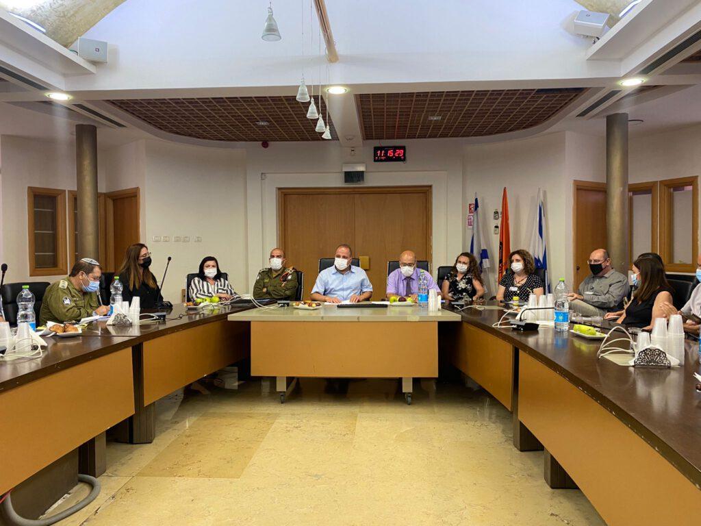 ישיבת העירייה