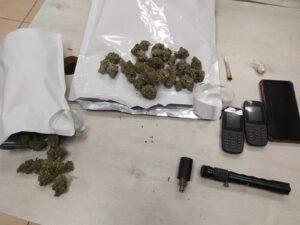 חלק מהסמים שנמצאו