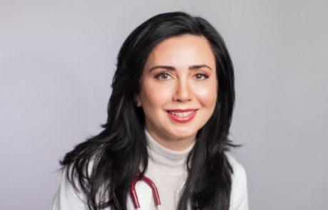"""הלם: הרופאה האהובה ד""""ר אירנה זימין הררי, עזבה את כללית – ועברה למאוחדת"""