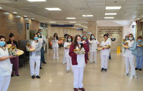 עיריית אשקלון מצדיעה לצוותי המרכז הרפואי 'ברזילי' | כל הפרטים