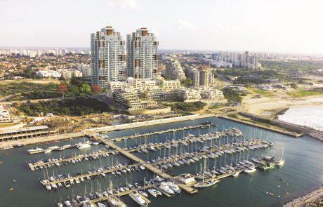 אשקלון במקום השני בישראל בכמות היתרי הבנייה שניתנו ב-2020