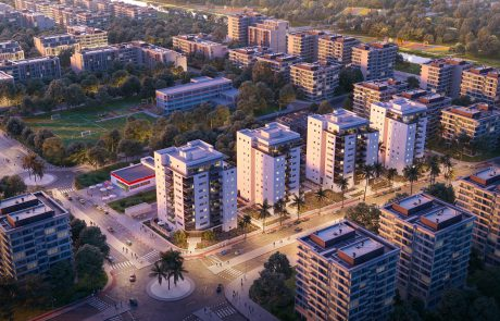 מחירי הדירות באשקלון עלו ב-6% בממוצע בשנת 2020; צניחה במחירי דירות 1-2 חדרים
