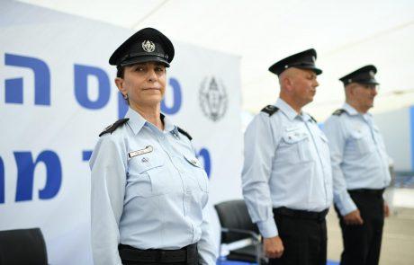 """מפקדת חדשה למחוז דרום בשב""""ס"""