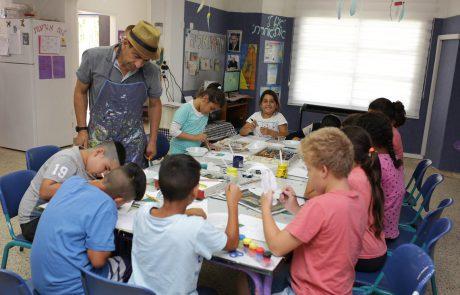 החלה ההרשמה לקייטנות חנוכה באשקלון: הופחת המחיר ליום ארוך בגני הילדים