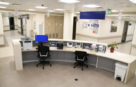 בניין ממוגן, רמת מלונאות ושירות יוצאת דופן: המרכז הרפואי ברזילי ממשיך להתחדש