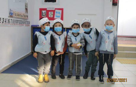 לראשונה באשקלון: פורים משולש לילדים מבודדים