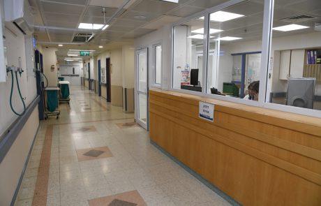 היום, לפני שנה בדיוק: המרכז הרפואי ברזילי פתח מחלקת קורונה, המחלקה השנייה בישראל; 21 חולים קשה מאושפזים במרכז הרפואי ברזילי
