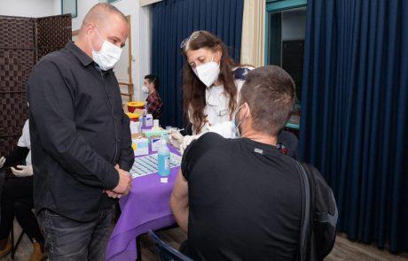 באתי, התחסנתי: ערב שלם של חיסונים למבוטחי כל קופות החולים