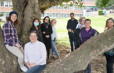 מיוחד, במרכז הרפואי ברזילי: הכשרה מעשית במסגרת הכשרה לליווי רוחני של מאושפזים