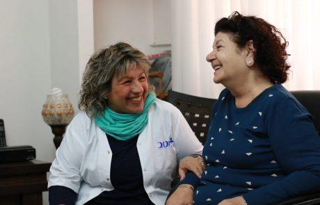 עמותת מטב גדלה ומגייסת: מטפלות ומטפלים סיעודיים לסיוע לקשישים באשקלון