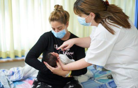לראשונה מאז פרוץ הקורונה: קורס הכנה ללידה פיזי, במתחם חדרי הלידה של המרכז הרפואי ברזילי, ובהובלת המיילדות המובילות בישראל