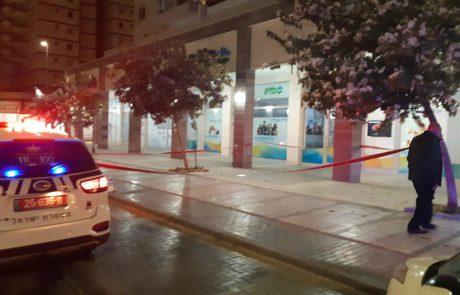 הלילה באשקלון: מספר אירועי אלימות; פצוע קשה מדקירות ושוד בתחנת דלק
