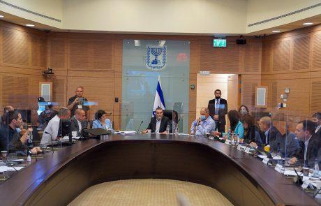 ממשיכים במאבק למען העיר אשקלון: ראש העיר נכח בוועדת הכספים של הכנסת | כל הפרטים