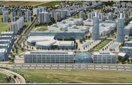 """אשקלון: רשות מקרקעי ישראל מפרסמת מכרז ליזמים לבניית 705 יח""""ד בבנייה רוויה ומסחר רובן להשכרה ארוכת טווח"""