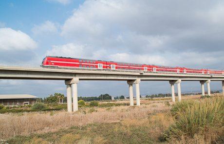 רכבת ישראל מודיעה: תנועת הרכבות תתוגבר במהלך חול המועד