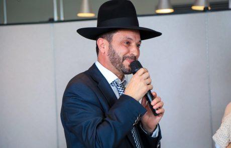 """פרשת השבוע – לך לך, הרב שמעון לוגסי יו""""ר איחוד הצלה אשקלון"""