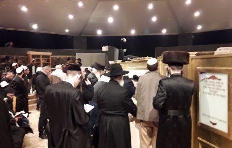 """הצטרפו כעת לתפילת ההמונים בשידור חי כאן באשקלנייעס בהשתתפות הראשל""""צ עמאר, הרב הראשי ועוד"""