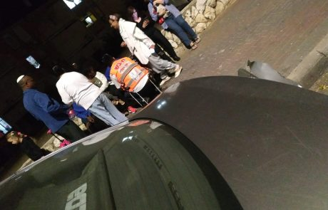 תוך עשרים דקות: 2 תאונות ו5 נפגעים ברחוב ביאליק