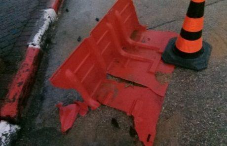 הלך הסכר? המחסומים של העירייה נהרסו