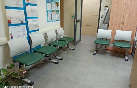 """שערוריה בקופ""""ח כללית: בטלפון """"מרפאה מלאה באנשים"""", במציאות: אולם המתנה ריק!"""