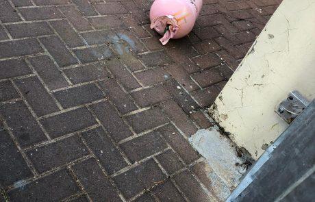 מה מצאו בחצר גן ילדים ומי פוחד מבלוני הנפץ בגני הילדים באשקלון? ( סוף טוב )
