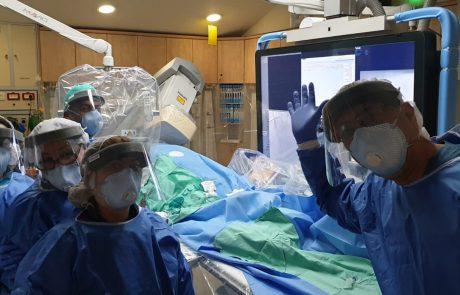 2 נשים נפטרו במחלקת הקורונה בברזילי, בעקבות עומס חלק מהחולים ינותבו למקומות אחרים  וגם רשימת המסלולים החדשה