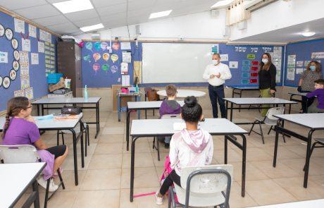 הכתובת היתה על הקיר! זעזוע – 2 מורות, תלמידה ופעוטה נדבקו בקורונה – אחד המקרים בסיכון גבוה