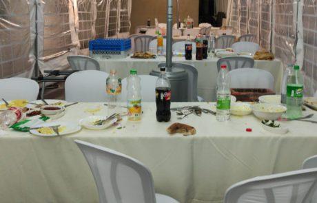 צפו ב📹: המשטרה פשטה אמש על חתונה באשקלון – אותרה חולת קורונה מאומתת בחתונה – צפו בסרטון מהאירוע
