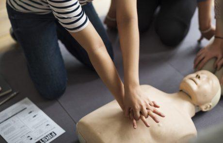כיצד תזהו אם אתם צריכים לעבור קורס עזרה ראשונה 44 שעות בזריזות?