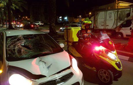 בן 70 נפצע קשה בת.ד. באשקלון