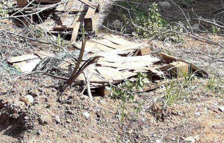 בתוך חמישה חודשים: סיום העבודות להקמת אתר פסולת הבנייה החדש באזור התעשיה הדרומי