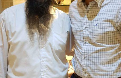 הרב בן דוד: תומך ללא סייג בסעדה לראשות חוף אשקלון