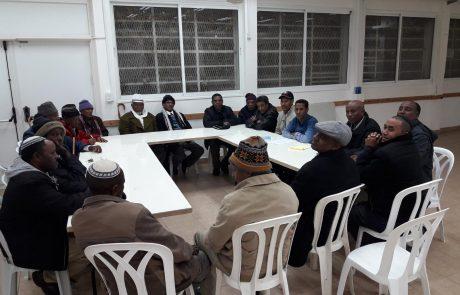 """רגע לפני התקפלות? ראשי הקהילה האתיופית זומנו לפגישה עם מ. התפעול בעירייה, בתגובה: """"הוא לא מחליט, רוצים לפגוש את גלאם"""""""