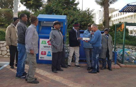 נכבדי הקהילה האתיופית מול בניין העירייה: רוצים להפגש עם גלאם כמו כל אזרח רגיל