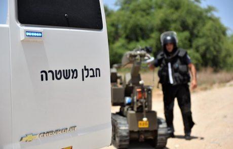 אמבולנס פלסטיני וחבלן משטרה בצומת אשקלון: פקקים ארוכים – מה באמת קרה שם?