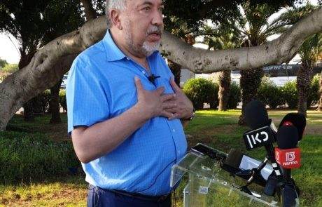 אביגדור ליברמן במסיבת עיתונאים באשקלון – מה ענה לגבי הנייה?
