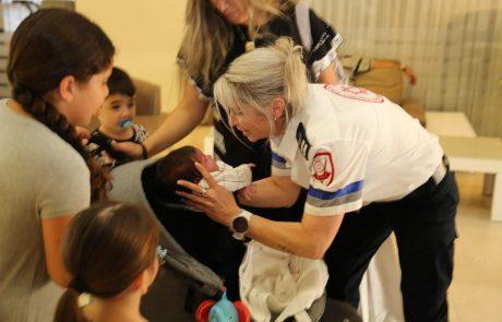 מדהים: הלידה המבצעית של דקלה דדון