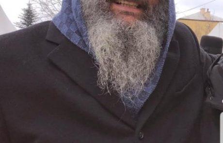 """הרב דוד לוי ע""""ה, אשקלוני במקור הוא ההרוג במרוקו צפו בסרטון ששלחו חבריו בוא הוא מתועד בפורים"""